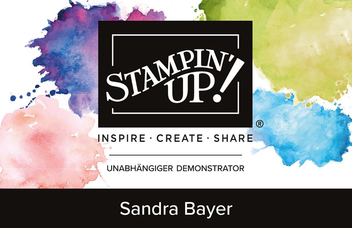 Stempelleidenschaft Sandra Bayer
